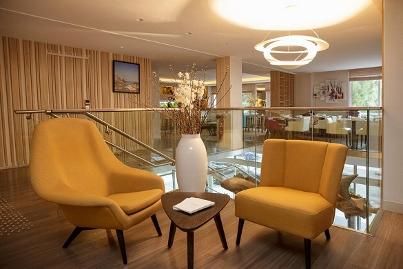 Hotel le b d'arcachon - interior