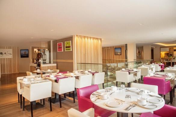Hotel le b d'arcachon - sala de desayunos
