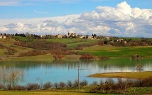 Domaine de Milhas - área de seminario Aude