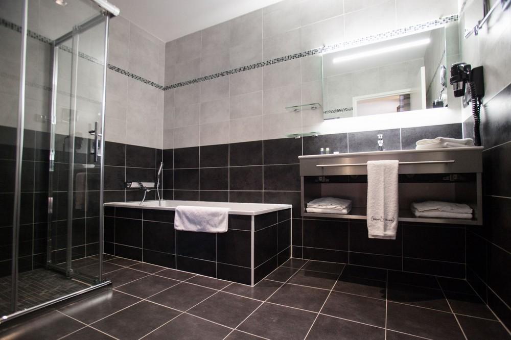 Host und Vinum - Badezimmer