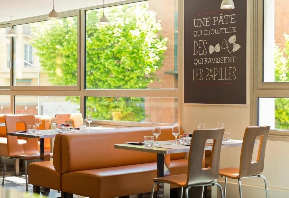 Ibis bel centro gare - ristorante