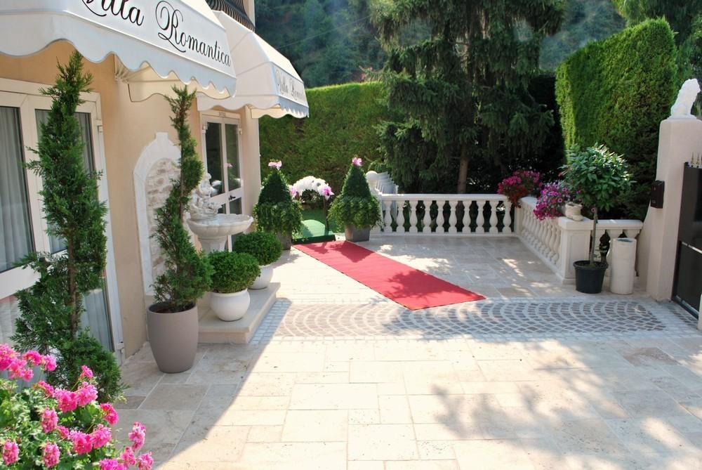 Villa romantica - esterno