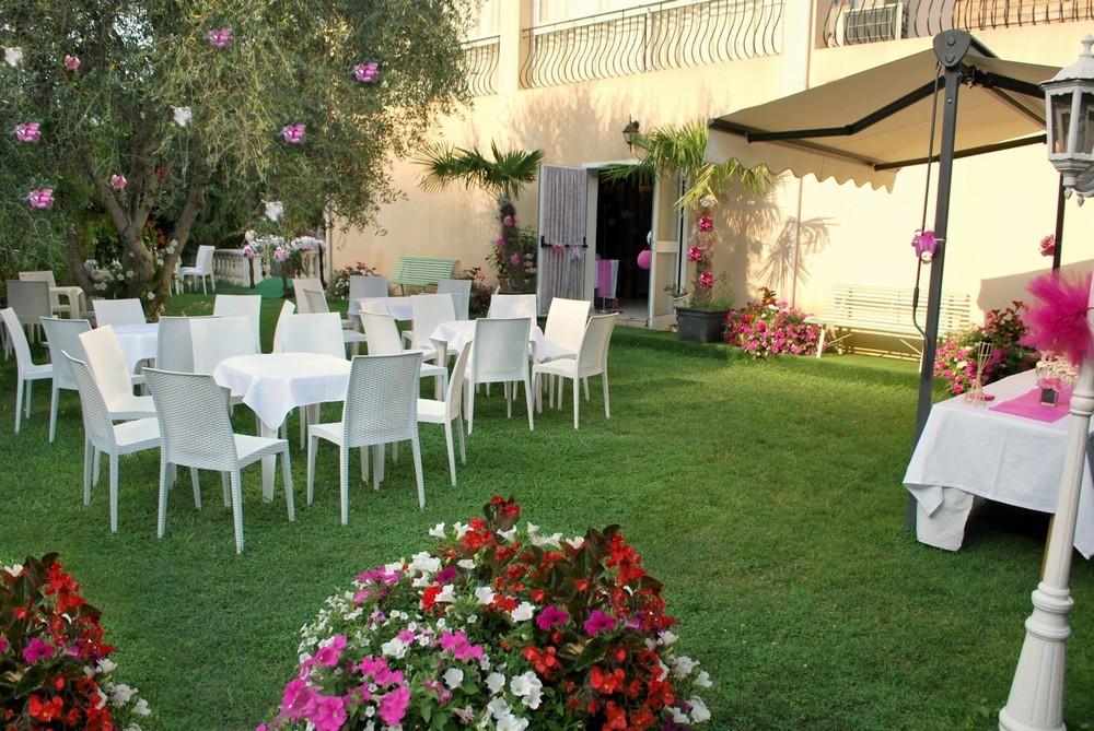Villa romantica - giardino
