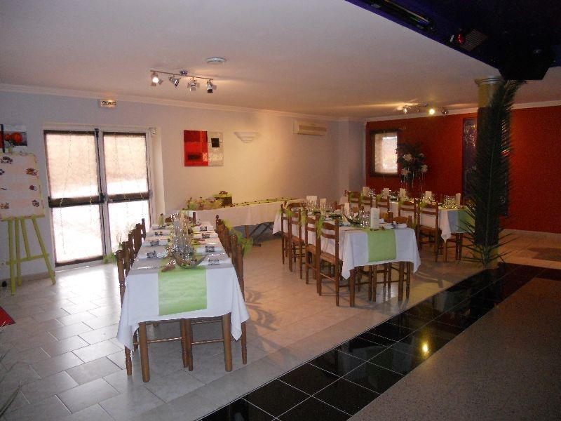 Villa romantica - ristorante