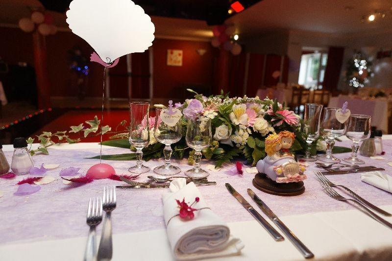 Villa romantica - reception
