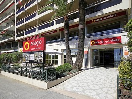 Aparthotel Adagio Nice Promenade des Anglais - Home