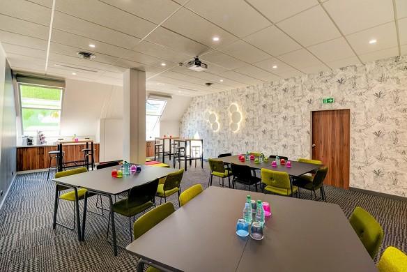 Novotel Paris Centre Bercy - sala de reuniones