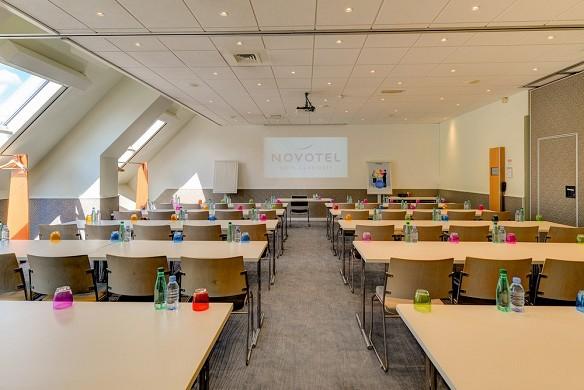 Novotel Paris centre bercy - aula sala de seminario