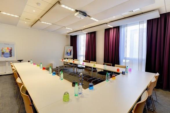 Novotel Paris Centre Bercy - Zimmer in u