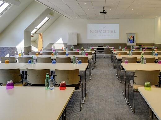 Novotel Paris Centre Bercy - sala de seminarios