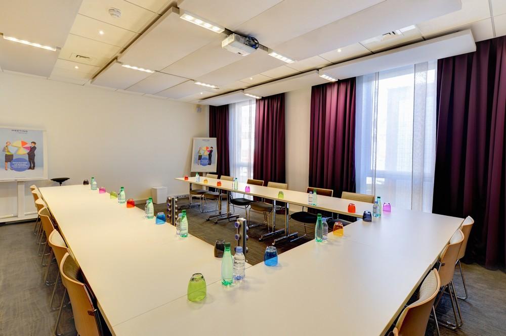 Novotel paris centre bercy - salle en u