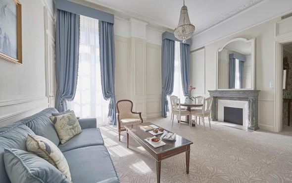 Hotel du palais imperial resort and spa - suite ambasciatore