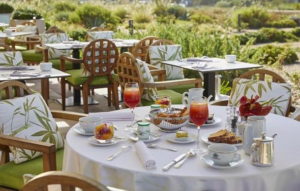 Hotel du palais imperial resort and spa - la terrazza