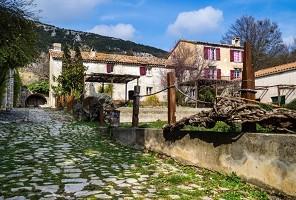 Domaine des Courmettes - Outside the Domain