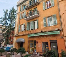 Hotel Villa la Tour - Outdoors