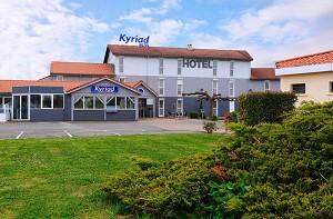 Kyriad Montauban - Seminar hotel Montauban