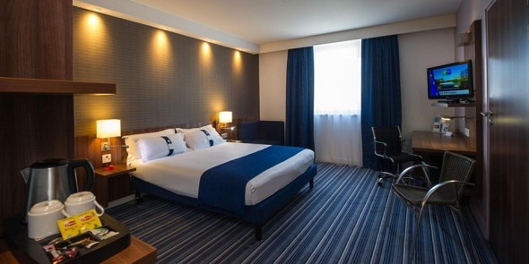 Holiday inn express strasbourg centre - chambre