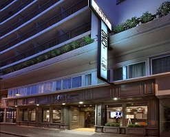 Hotel Le 5 - Exterior