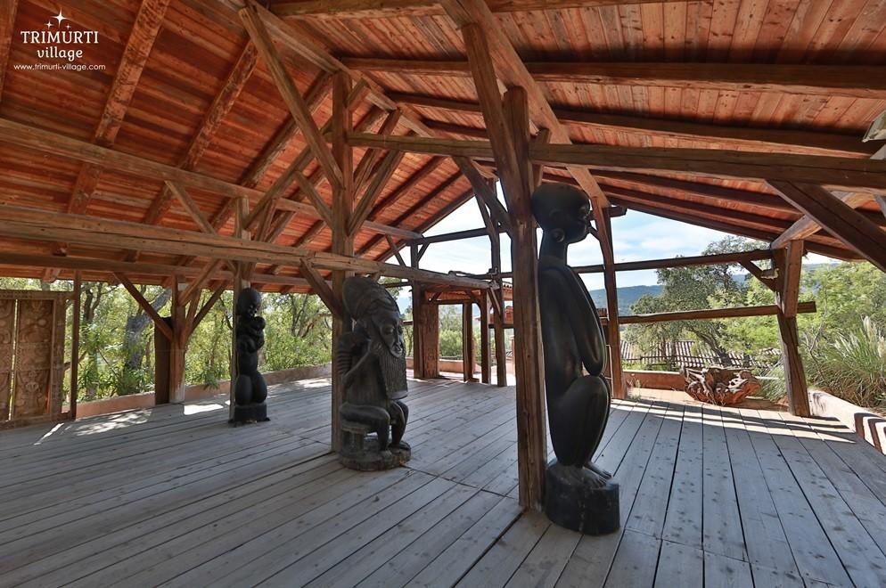 Villaggio Trimurti - esterno