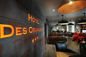 Hôtel des Orangers - All'interno dell'hotel