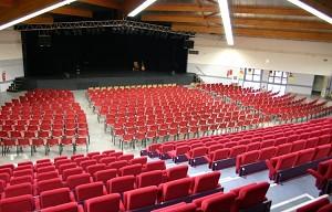 The Prism - Auditorium