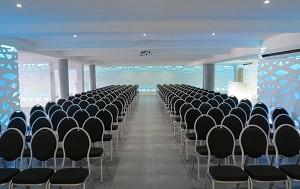 La Sala de Recepción - Sala de Seminarios