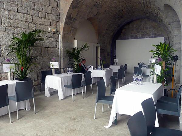 Sala Lesdiguières - Fortezza della Bastiglia