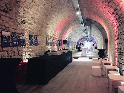 Fortezza della Bastiglia - cocktail