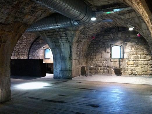 Fortezza della Bastiglia - sala riunioni