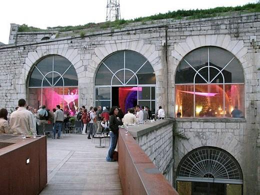 Fortezza della Bastiglia - dentro