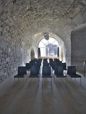 Fortezza della Bastiglia - sala riunioni atipica