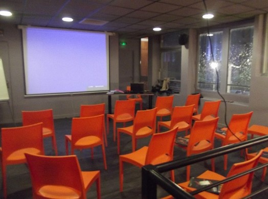 Urbansoccer puteaux - seminar room