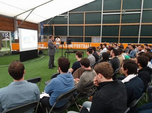 Urbansoccer puteaux - seminars