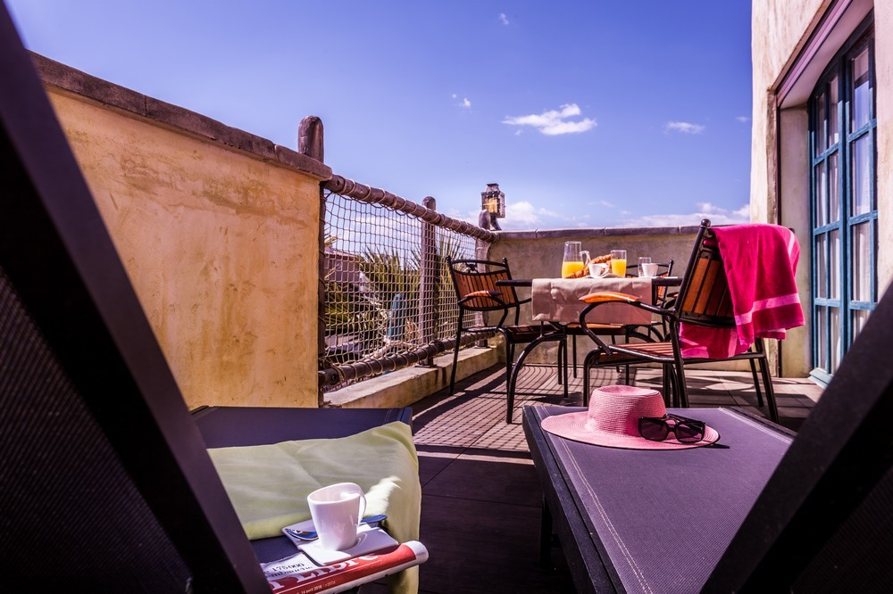 Pirate cap hotel - suite moussaillon