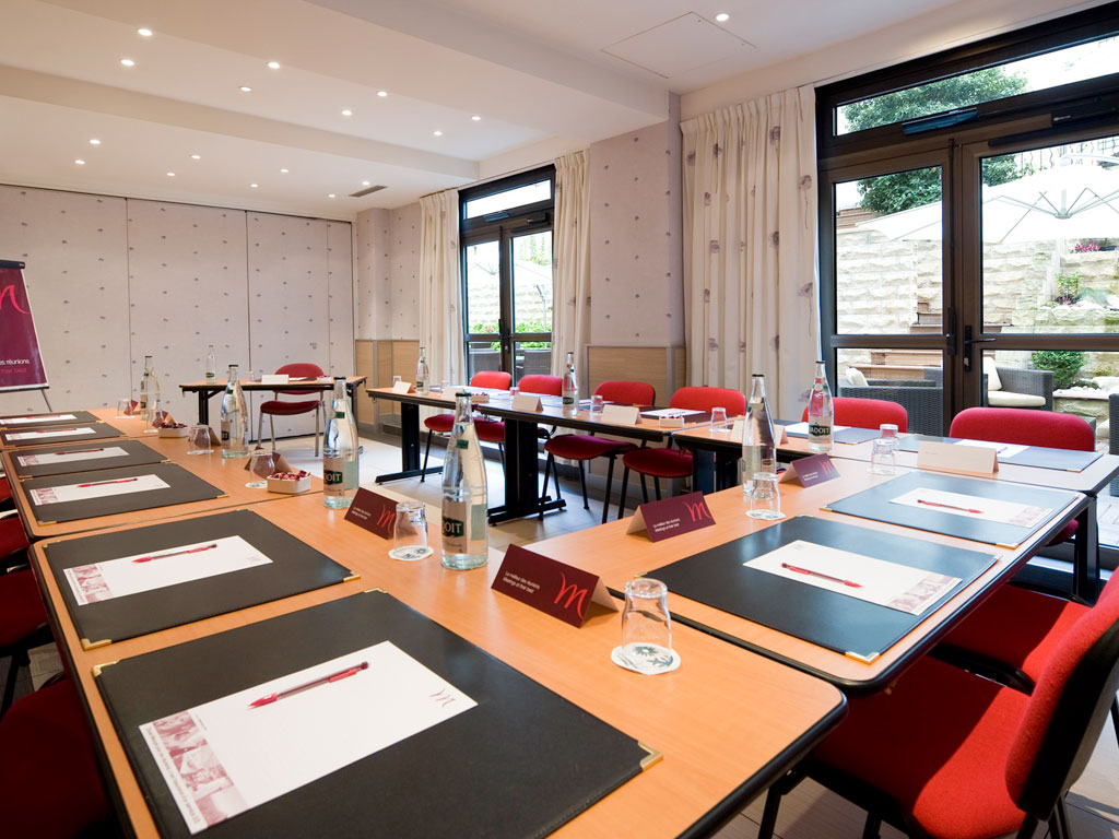 Mercure paris gobelins place d 39 italie paris salle for Reglementation capacite salle de reunion