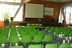 Grand Parc Meribel Jonage - Konferenzraum
