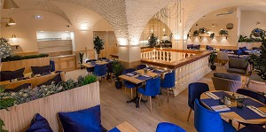 Casa Leya - The restaurant