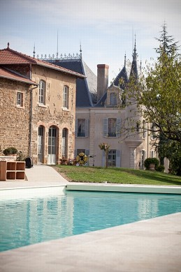 Chateauform 'the house of tales - swimming pool