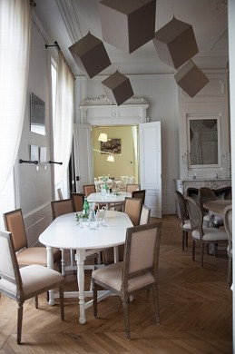 Chateauform 'the storytelling house - restaurant