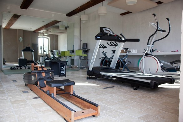 Chateauform 'The House of Tales - Gym