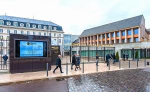 Aube Congress Center - Centro de convenciones de Troyes
