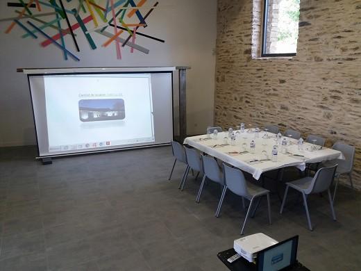 Dominio 5b - sala de reuniones