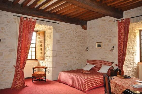 Chateau de la Fleunie - Room