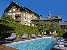 Lodge Park - Megève Seminarhotel