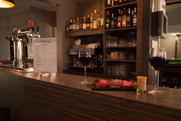 Sure hotel limoges sud restaurant apolonia - bar