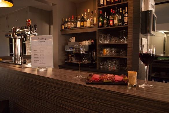 Sicher Hotel Limoges Sud Restaurant Apolonia - Bar
