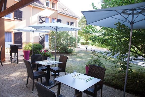 Sicher Hotel Limoges Sud Restaurant Apolonia - außen
