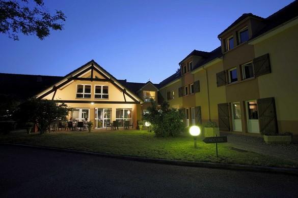 Sicher Hotel Limoges Sud Restaurant Apolonia - Abend