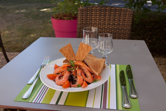 Sicher Hotel Limoges Sud Restaurant Apolonia - Tische
