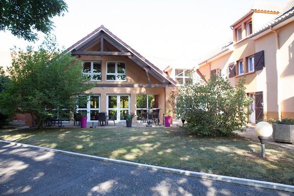 Sicher Hotel Limoges Sud Restaurant Apolonia - Limoges Seminar Hotel